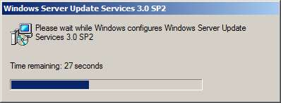 WSUS Update Installation