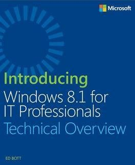 Free ebook Introducing Windows 8.1 for IT Professionals