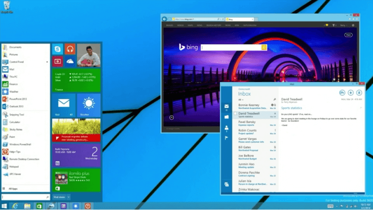 Windows 8.1 Update 1 Start Menu returns
