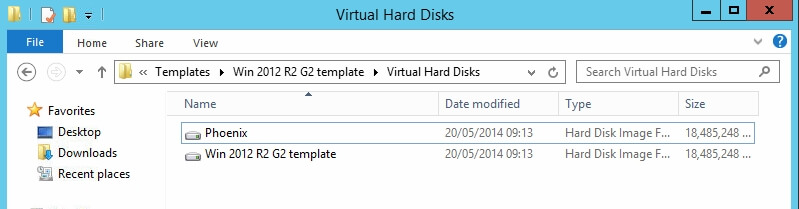 How To Create A Hyper V Vm Template Without Vmm Oxford Sbs Guy