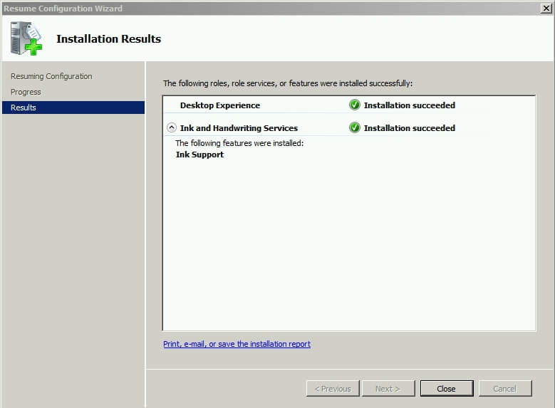 how to clean up winsxs folder on sbs 2011 or windows 2008 r2