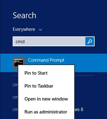 how to run win 10 as administrator