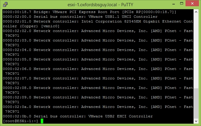 how to create a vlan network vmware 6.0